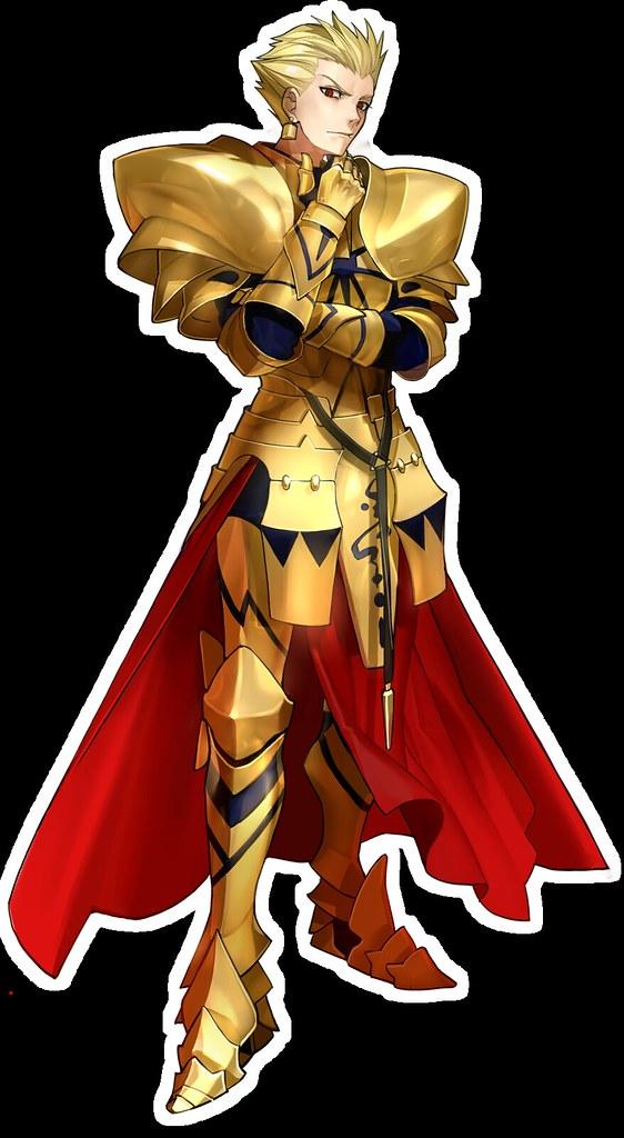 Fate_Extella_Link_Servant_Gilgamesh_01