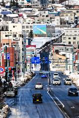 Otaru, Hokkaido, Japan 小樽、北海道
