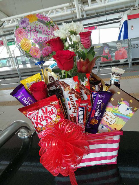 Chocs Bouquet for Mas