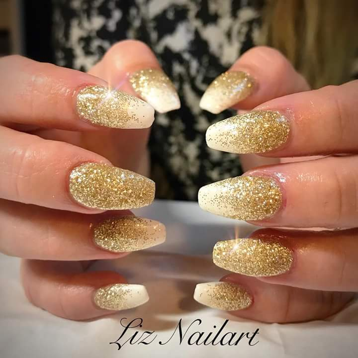 Nail Art Ideas For Prom: Top 90 Lovely Prom Nail Art Designs For 2018