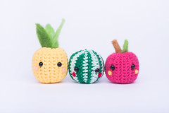 Fruits Buffet Amigurumi
