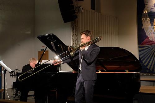 Håkan Björkman och Mats Jansson