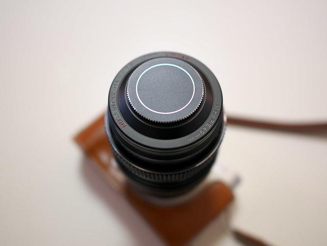 Flektogon 35mm f2.4 / PENTAX フジツボフード