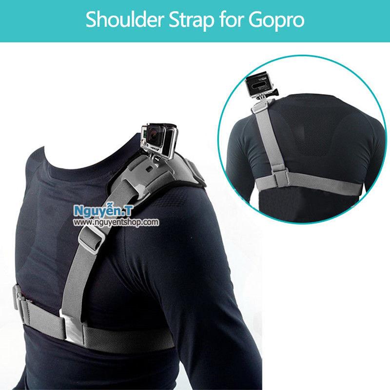 Dây đeo vai GoPro Hero SJcam Xiao Amkov - Shoulder strap GoPro