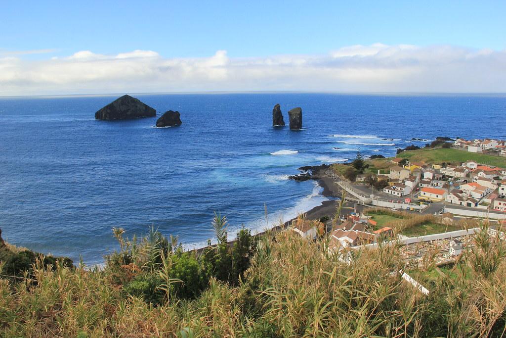 Views of Mosteiros, São Miguel