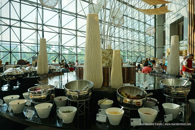 Cafe Swiss Swissotel The Stamford Singapore