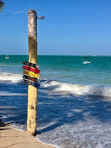 Praia de Burgalhau - Maragogi - Alagoas