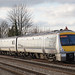 Chiltern Railways 168113 - Leamington Spa