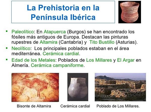 LA PREHISTORIA. 4º. SOCIALES