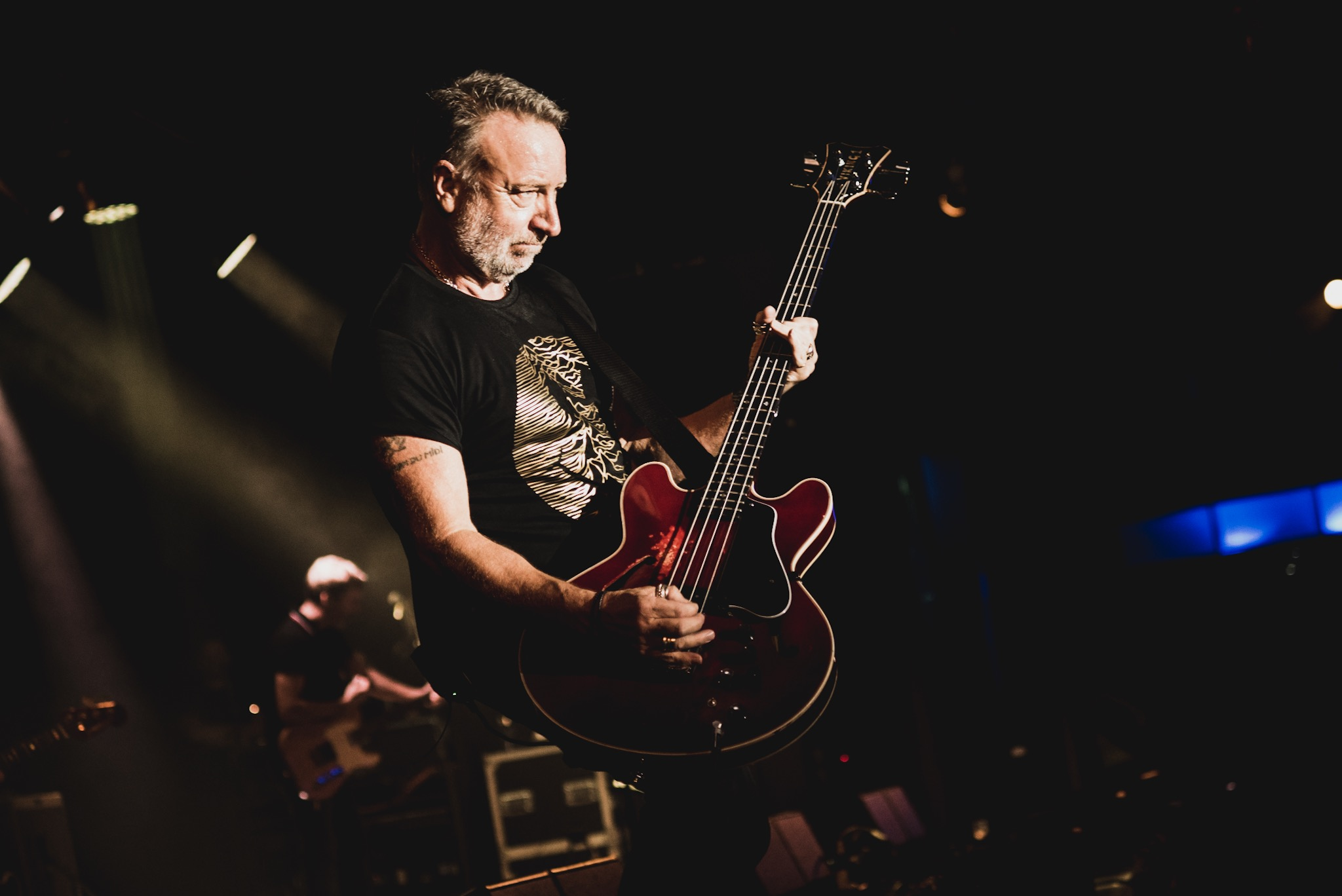Rockaway Beach: Peter Hook and the Light