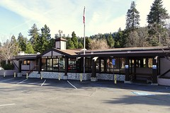 Crestline, CA post office