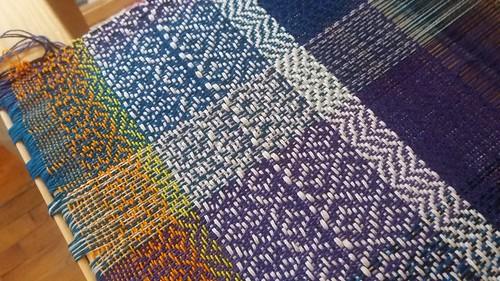 color weaving