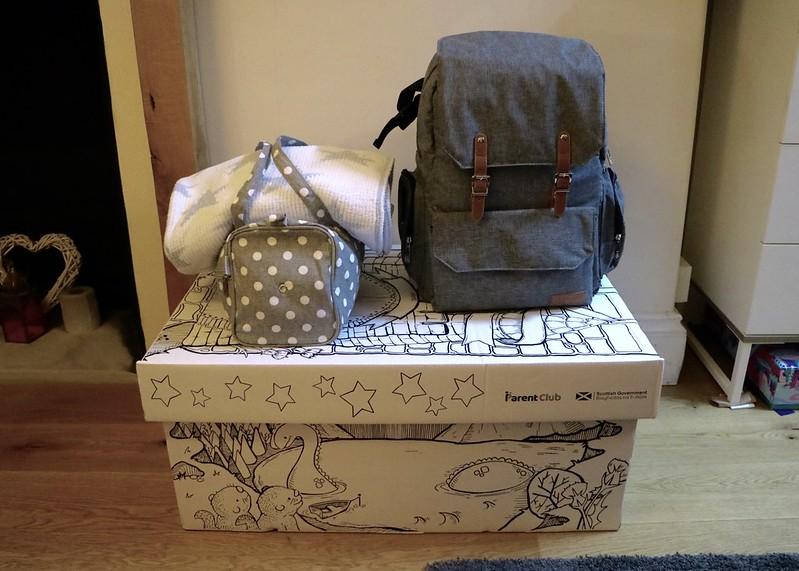 Scottish Baby Box