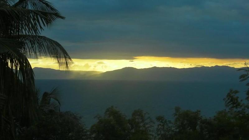 Terra Manna sunset