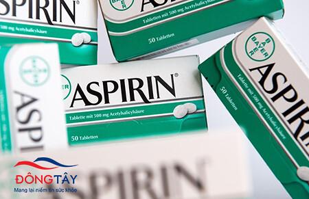 Aspirin – viên thuốc nhỏ nhưng mang lại lợi ích lớn cho cho người bệnh tim mạch
