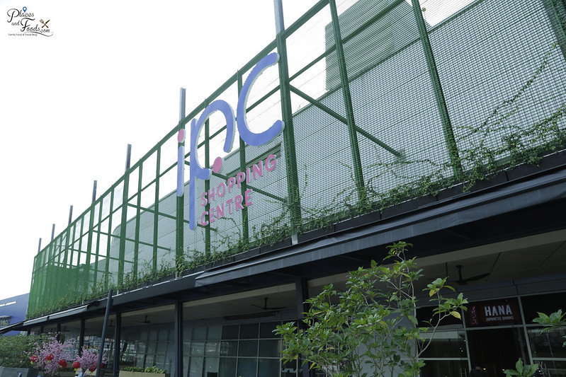 ipc shopping centre new logo