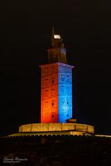 Torre bicolor