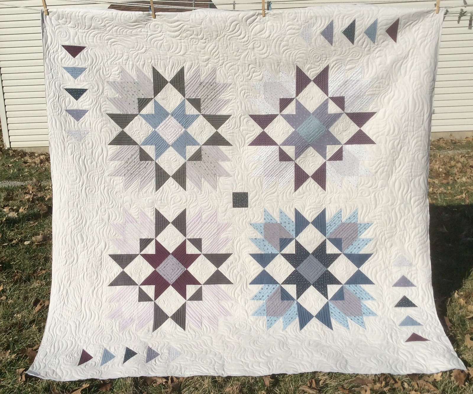 Cathy's Isabella Quilt