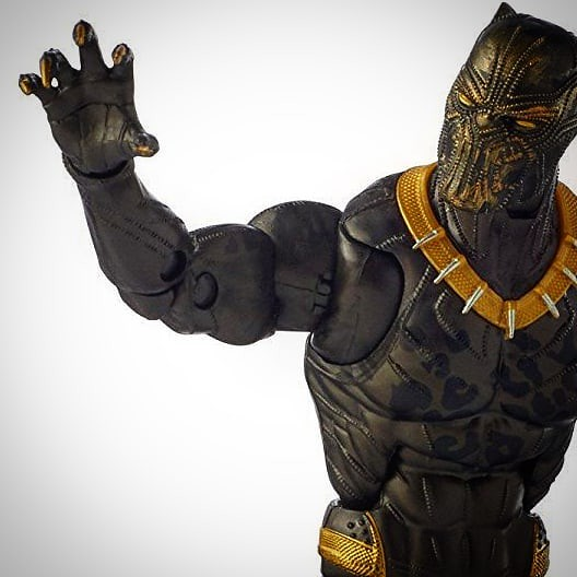 Kitty Got Claws. Watch Our Marvel Legends Black Panther Erik Killmonger, 6-inch Toy Action Figure Review. http://www.youtube.com/FLYGUYtoys #blackpanther #sixinch #erikkillmonger #marvellegends #marvel #sixinch #hasbro #hasbrotoypic #thesixinchshow #t6is