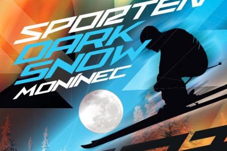 Sporten Dark SNOW Monínec – pozvánka