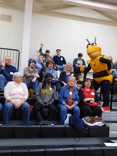 SUNY Broome Alumni Basketball Day 2018