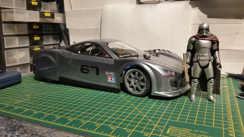 Captain Phasma's Tesla Pace Car and other 1/10 RCs 38535375920_cf57257297_c