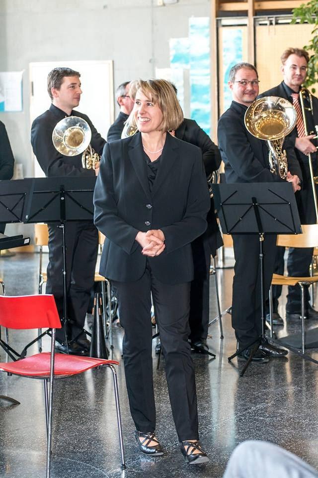 Konzert mit der Brass Band Büchelberg - 19.04.2015
