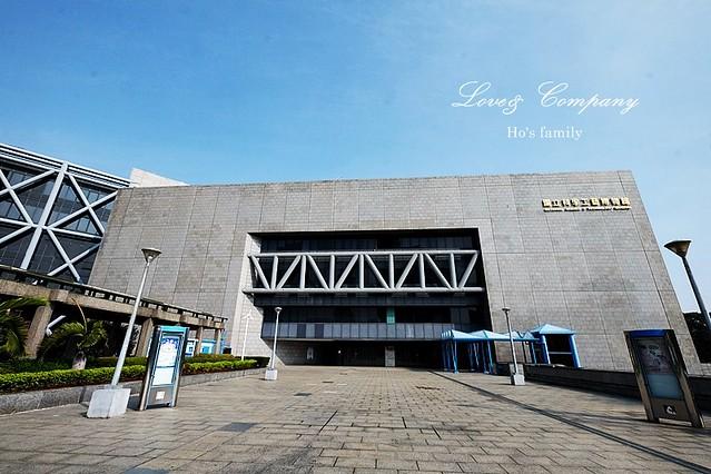 【高雄親子景點】科學工藝博物館(科工館)1