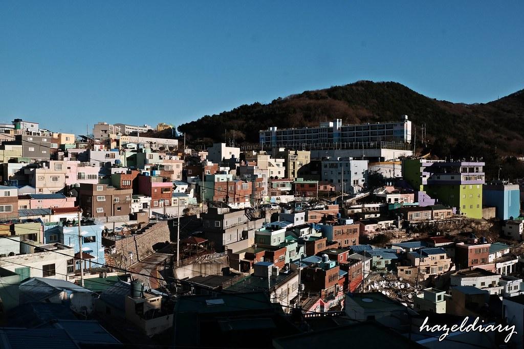 Busan-Gamcheon Cultural Village