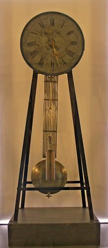 Die Akademie-Uhr von Christian Möllinger.