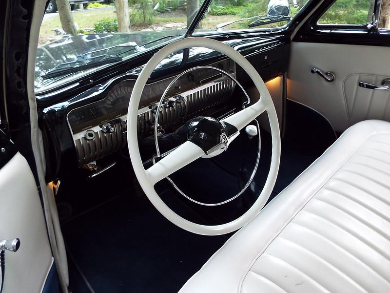 1950 MONARCH Coupe