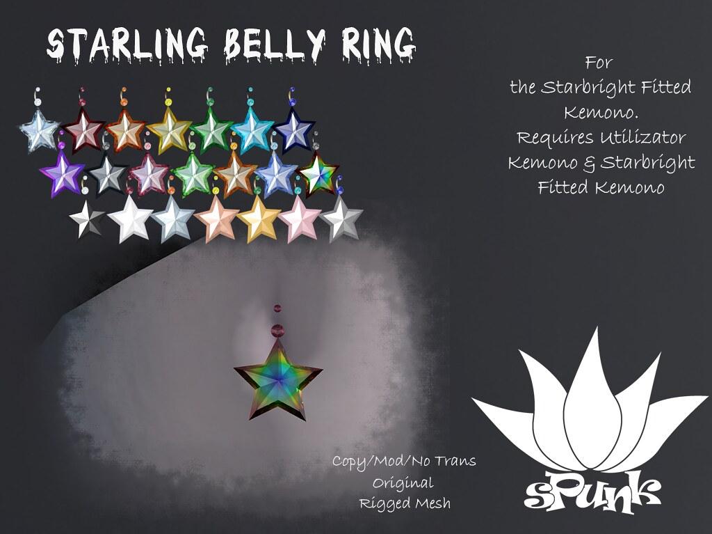sPunk Starling - TeleportHub.com Live!
