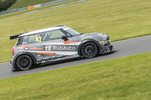 British GT Championship Snetterton 2017 - Mini Championship