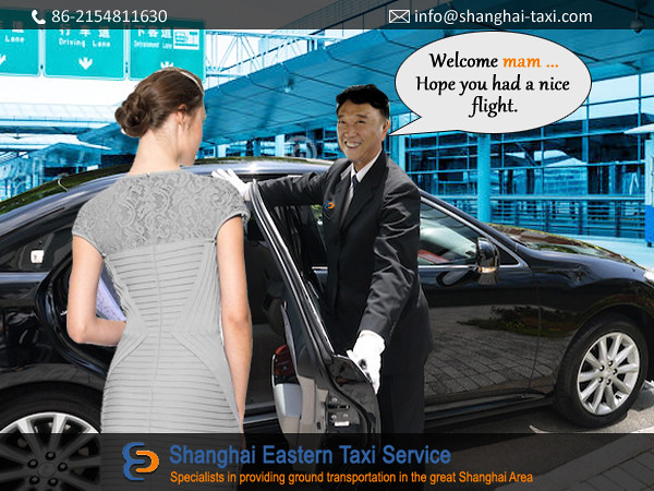 Book Your Airport Transfer Now – Shanghai PVG