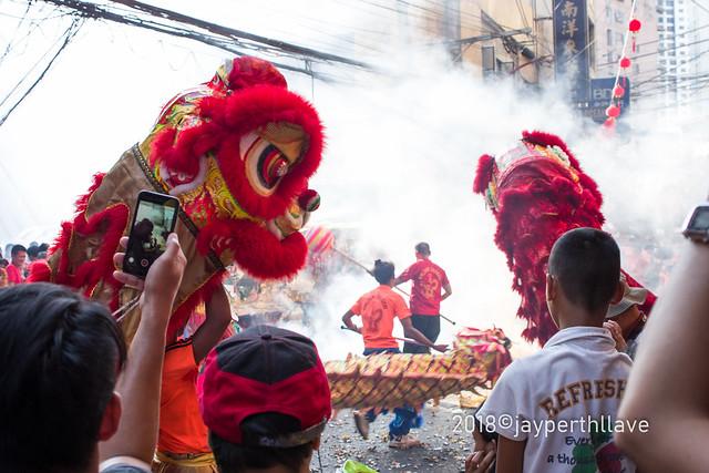 Manila Chinese New Year