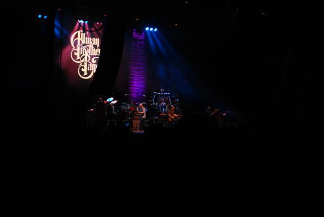 The Allman Bros. @ Peach Music Festival, Scranton, PA, 10 August 2012