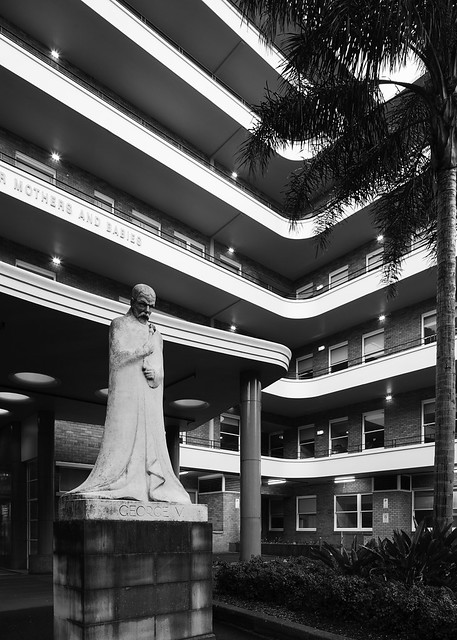 King George V Memorial Hospital for Mothers and Babies - Sydney