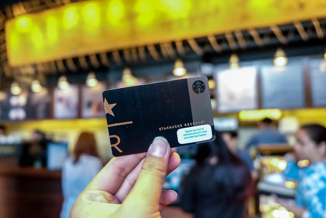 14 - Starbucks Card