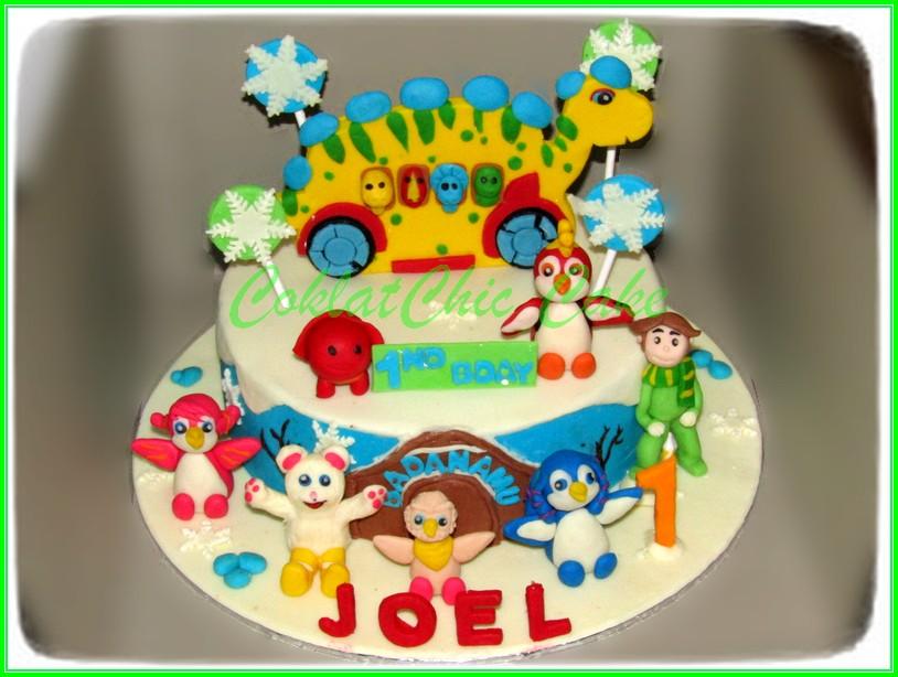 Cake badanamu JOEL 20cm