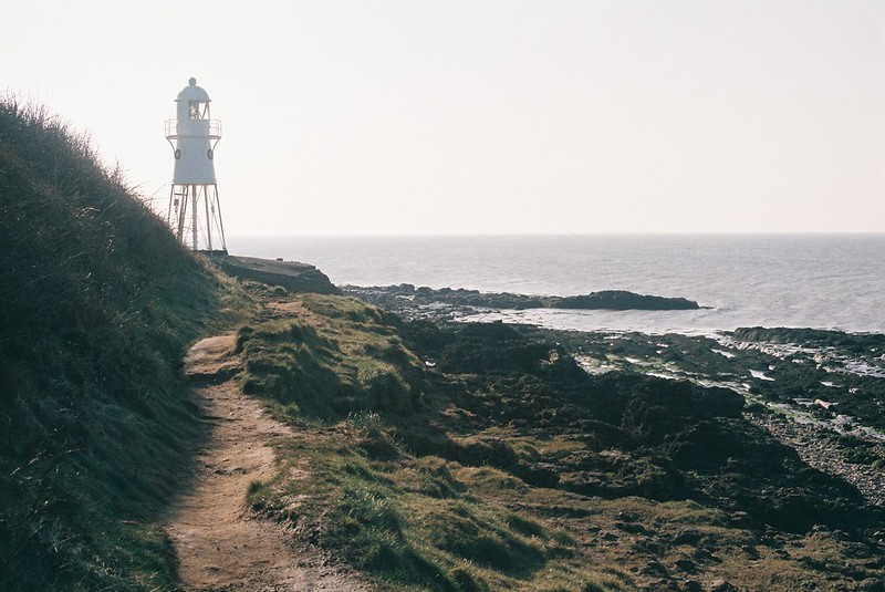 Portishead lighthouse