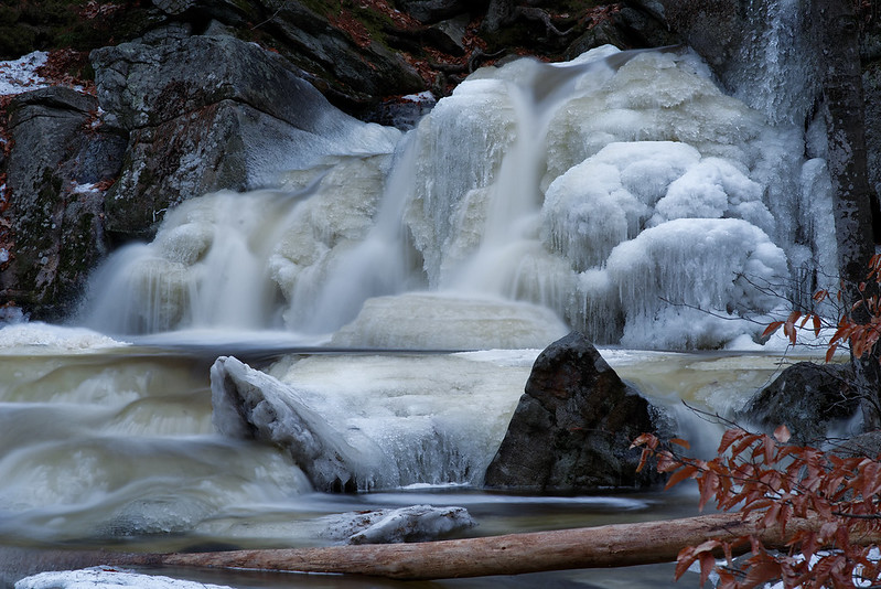 Trap Falls - Great Flow & Ice