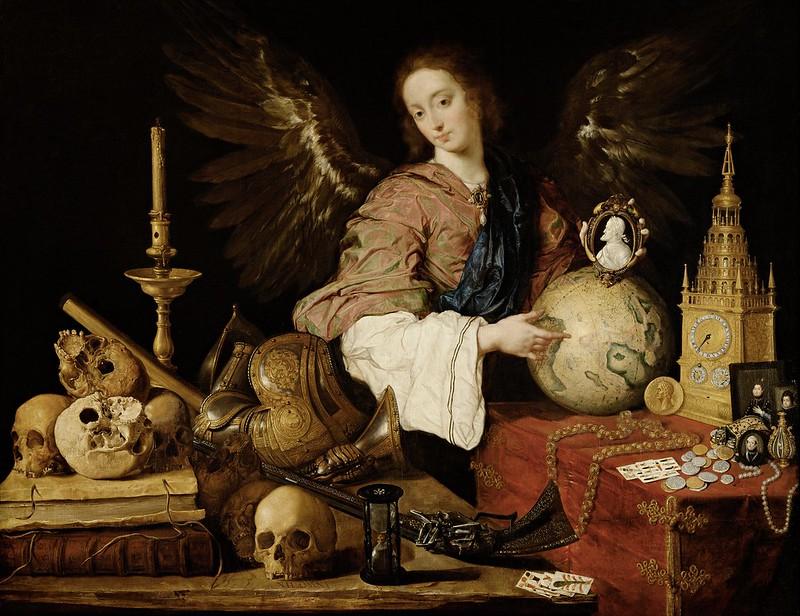 Antonio de Pereda - Allegory of Vanity (c.1634)