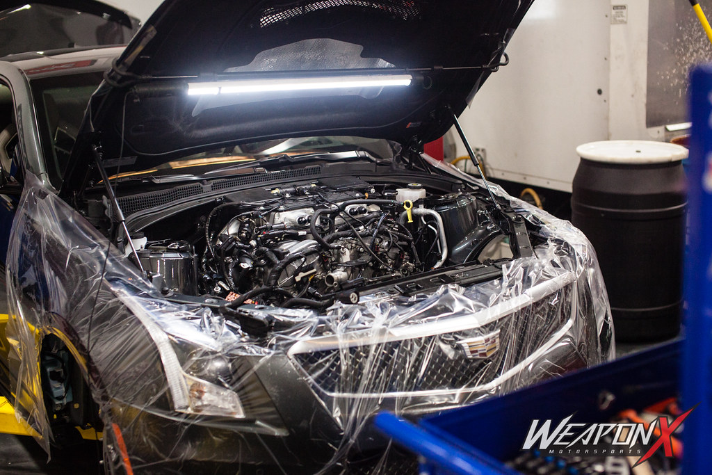 Cadillac Ats V Coupe >> For Sale ATS-V Engine and 8 speed auto at WEAPON-X Motorsports