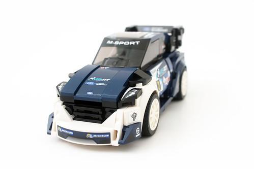 LEGO Speed Champions Ford Fiesta WRC (75885)