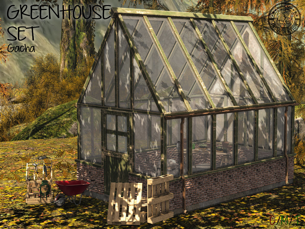 [IK] Greenhouse Set - TeleportHub.com Live!