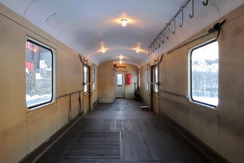 Rhaetian Railway - D 4209 Baggage Wagon (Intro)