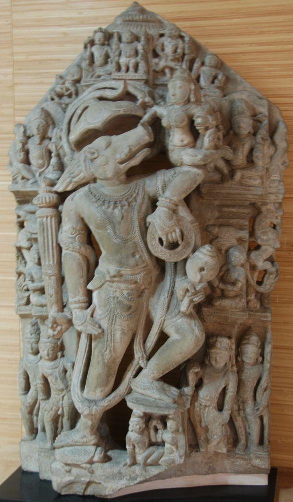 DSC_8435BhopalStateMuseumNravaraha9th-10thCenturyADKanvla