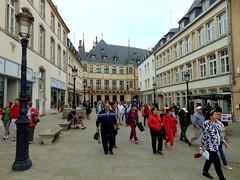 luxemburg-un scurt popas/luxemburg-a short halt