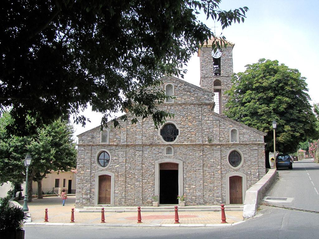 Eglise Antisanti
