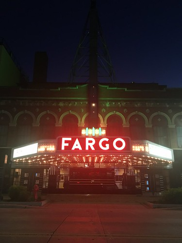 Overnight in Fargo.